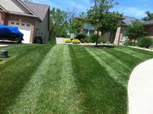 lawn mowing service glen carbon il