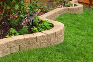 beautiful retaining wall construction retaining wall builder collinsville il glen carbon il maryville illinois troy il edwardsville il lawn care provider