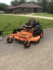 best lawn mowing service collinsville il